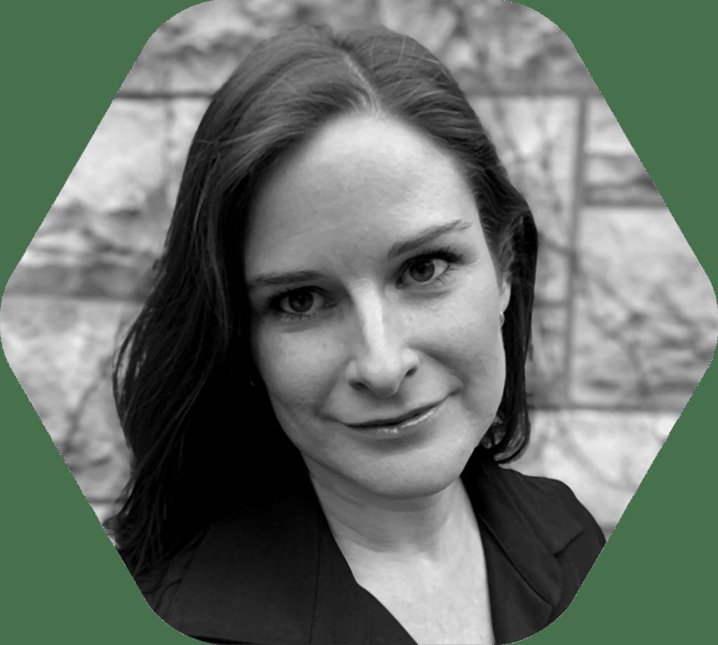 Sara Johnston, COO