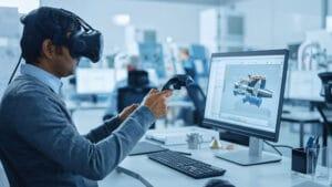 Virtual reality at Work