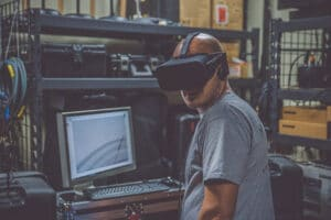 Assessing Job Readiness with VR 3