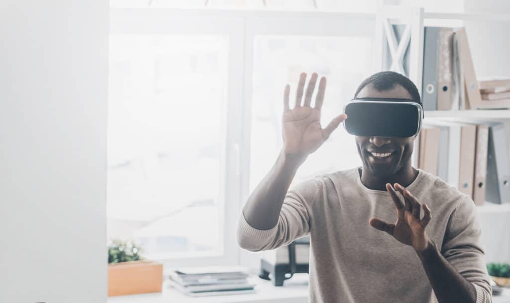 AR or VR