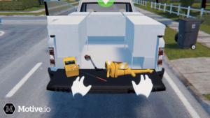 Utility Training in VR 2