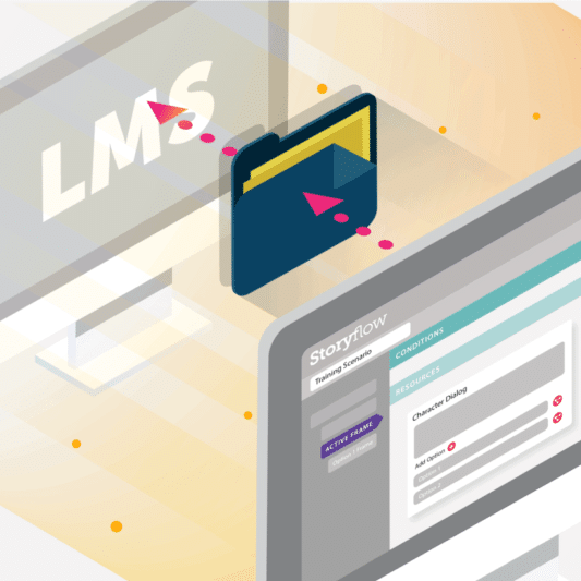 Deploy VR Training using your LMS